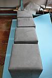 Квадратный пуф, фото 2