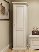 """Шкаф 1-но дверный """"Неаполь"""" (белый воск)"""
