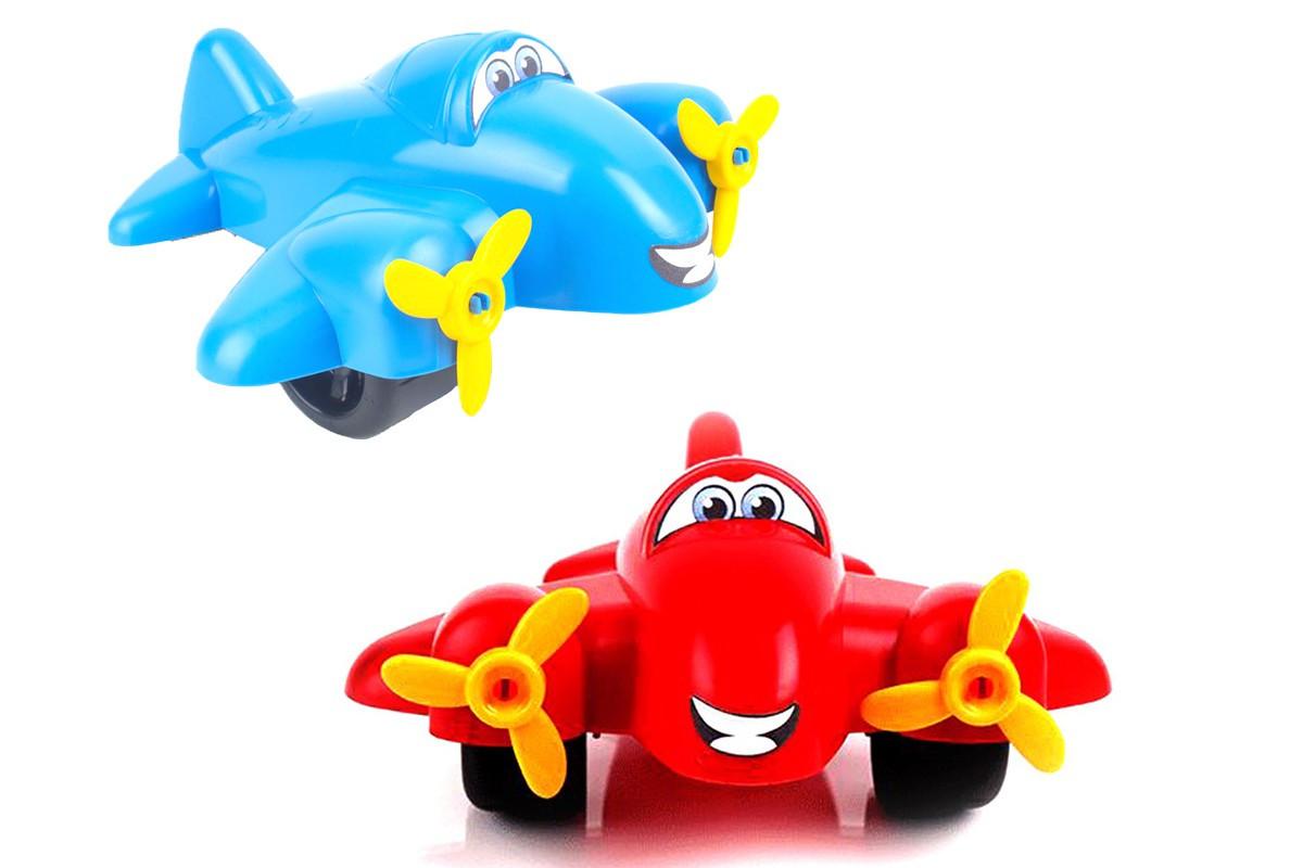 Іграшка ТехноК Літак Максик 2 віді 3701