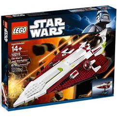 Конструктор  LEGO Star Wars Звёздный истребитель Оби Вана 10215