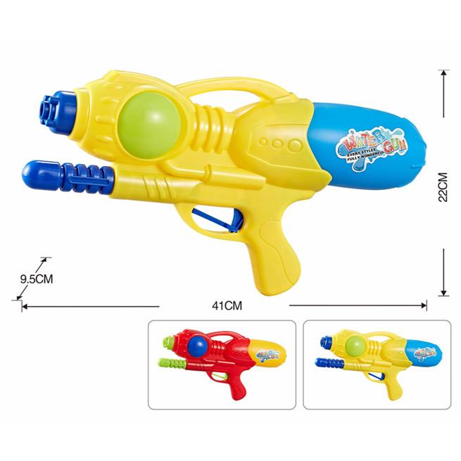 Водяна зброя (водяне зброя) 41см 930 (60шт/2) з накачкою 2 віді у кул. 41*9,5*22 см