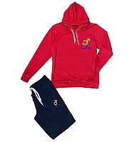 Стильный спортивный костюм для девочки Тик Ток,4-16 лет