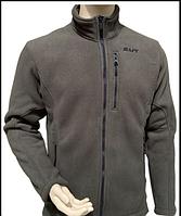 Демисезонная куртка флисовая мужская BAFT CARDINAL XXXL Осенняя теплая флисовая куртка