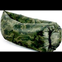 Надувной матрас-ламзак AIR-sofa ARMY