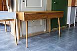 Сучасний стіл з масиву дуба, фото 7