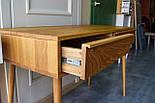 Сучасний стіл з масиву дуба, фото 6