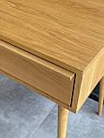 Сучасний стіл з масиву дуба, фото 3