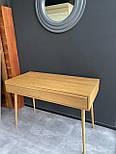 Сучасний стіл з масиву дуба, фото 4