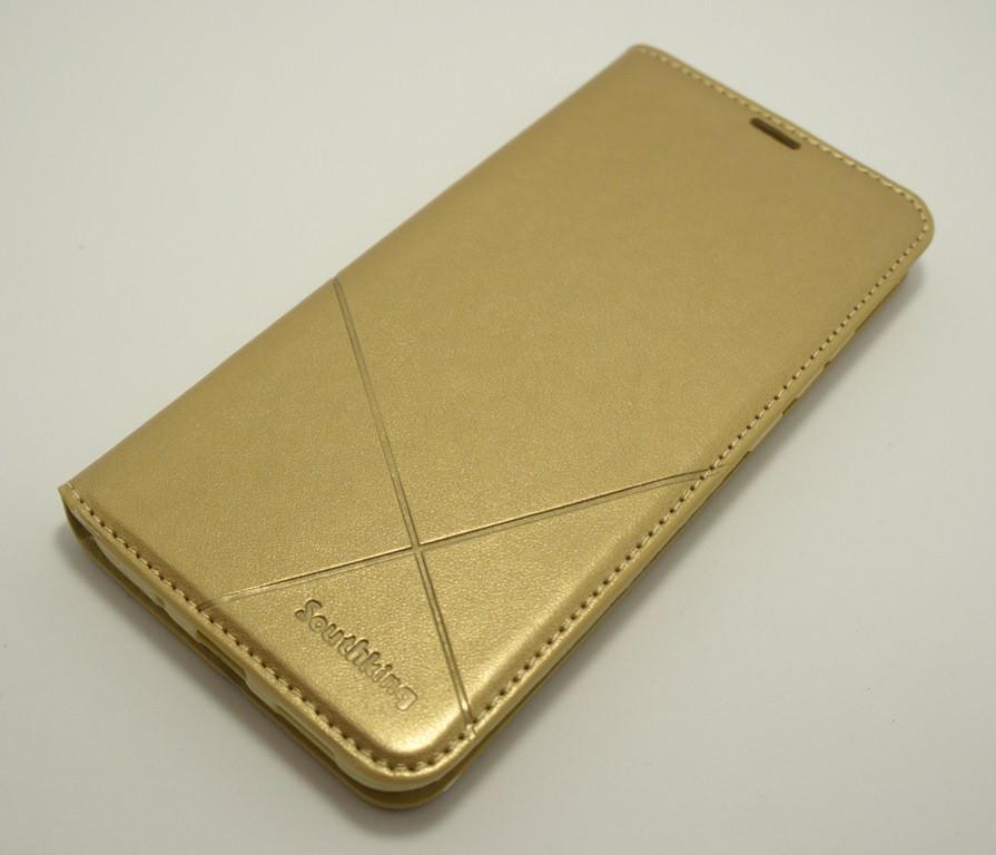 Чохол-книжка MKA Classic Xiaomi Redmi 9A gold