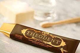 Роскошная зубная паста Theodent Whitening Crystal Mint, 97 грамм