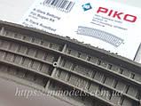 Рельсовый материал - балласт подложка для радиусных рельс R4, 55214 R4 546 m, масштаба 1:87/PIKO A-track 55464, фото 2