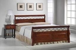 Двуспальная кровать Signal VERONA