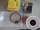 Масляный фильтр Mercedes Sprinter / Vito CDI / W202,203,204,210,211 - вставка с прокладкой Bosch 1457437001, фото 2