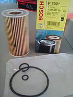 Масляный фильтр Mercedes Sprinter / Vito CDI / W202,203,204,210,211 - вставка с прокладкой Bosch 1457437001