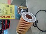 Масляный фильтр Mercedes Sprinter / Vito CDI / W202,203,204,210,211 - вставка с прокладкой Bosch 1457437001, фото 3