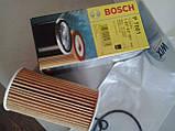 Масляный фильтр Mercedes Sprinter / Vito CDI / W202,203,204,210,211 - вставка с прокладкой Bosch 1457437001, фото 8