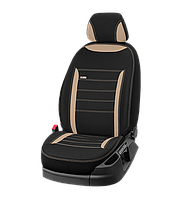 Модельные чехлы на сиденья ГАЗ-33023 ГАЗель Бизнес 2010- EMC-Elegant 674 Classic Premium 2020 - Пошив под