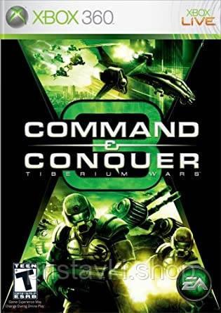 Command & Conquer 3 Tiberium Wars XBOX 360 \ XBOX ONE \ XBOX Series S\X