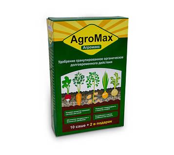 Мінеральне добриво Агромакс у саші 12 штук, біодобриво для картоплі | агромакс добриво (SV)