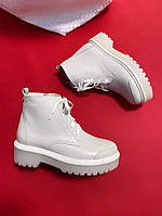 """Жіночі черевики""""Сірі"""", фото 1"""