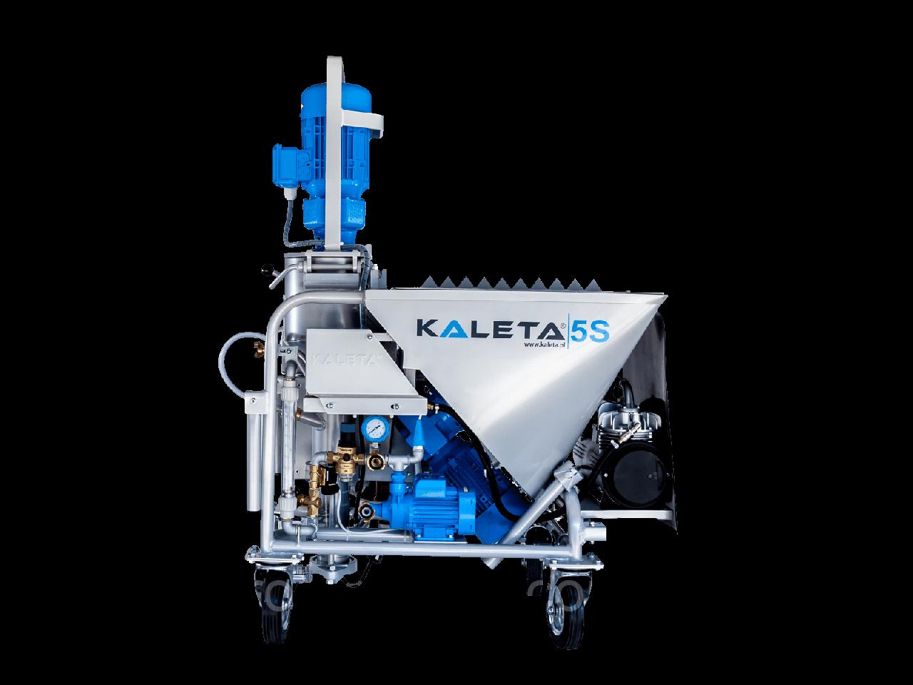 Штукатурна станція KALETA (КАЛЕТА) – 5S