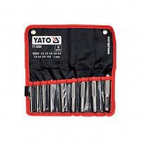 Набор пробойников 9 пр Yato  YT-3590