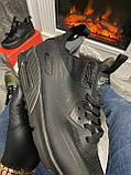 Мужские зимние кроссовки Nike Air Max 90 Sneakerboot Mid Winter Black найк аир макс 90 Ultra MID Winter Black, фото 3