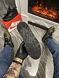 Мужские зимние кроссовки Nike Air Max 90 Sneakerboot Mid Winter Black найк аир макс 90 Ultra MID Winter Black, фото 7