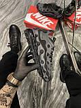 Чоловічі кросівки Nike Air Max 720 ISPA Black Grey кросівки найк аір макс іспа кросівки Nike ISPA Air Max 720, фото 2