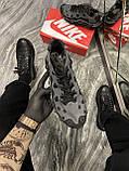 Чоловічі кросівки Nike Air Max 720 ISPA Black Grey кросівки найк аір макс іспа кросівки Nike ISPA Air Max 720, фото 3