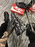 Чоловічі кросівки Nike Air Max 720 ISPA Black Grey кросівки найк аір макс іспа кросівки Nike ISPA Air Max 720, фото 4