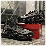 Чоловічі кросівки Nike Air Max 720 ISPA Black Grey кросівки найк аір макс іспа кросівки Nike ISPA Air Max 720, фото 7