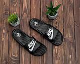 Шльопанці Nike, шльопанці найк, фото 3