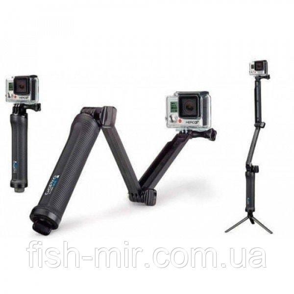 GoPro 3-Way Grip/Arm/Tripod кріплення-монопод GoPro