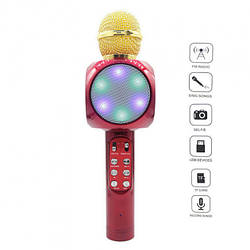 Микрофон WS-1816 Red
