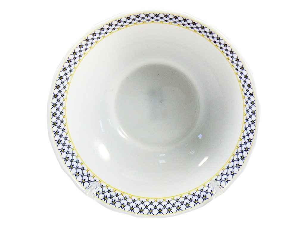 """Набор салатников стеклокерамика 15 см Кобальт (6 штук) KH 386 / S """"LUMINES"""""""