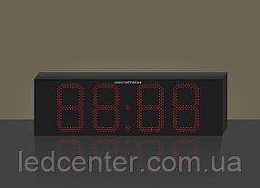 Светодиодные часы уличные 2000х600мм
