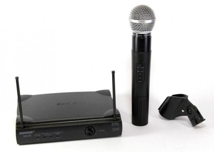 Мікрофон DM SM 58/UT24