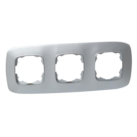 Рамка 3-ва срібло ELA