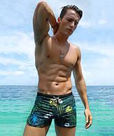 Чоловічі купальні плавки шорти Gailang - №6694, фото 1