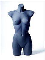 Манекен женский черный (Италия)