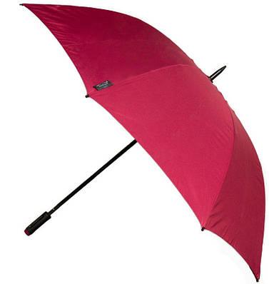 Зонт-трость EuroSCHIRM Rain burgundy red W20D229C/SU8624