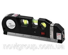 Лазерний рівень з вбудованою рулеткою LASER LEVELPRO3