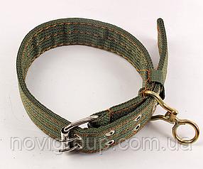 Нейлоновий чотирьохшаровий нашийник для собак 67х4 см