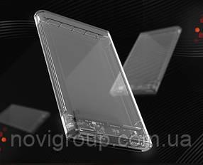 """Футляр для жостких дисків Orico 2,5""""з роз'ясненнями ємами SATA/SSD/USB3"""