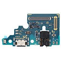 Плата зарядки для Samsung A515 Galaxy A51 | A515F з роз'ємом зарядки і компонентами
