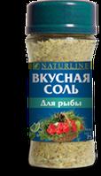 Вкусная соль - Для рыбы - 75 г - Даника, Украина