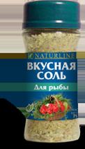 Смачна сіль - Для риби - 75 г - Даніка, Україна