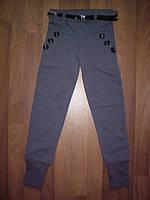 Детская одежда оптом Брюки для девочек оптом р.104-128, фото 1