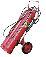 Огнетушитель углекислотный ВВК-56 (ОУ-80)